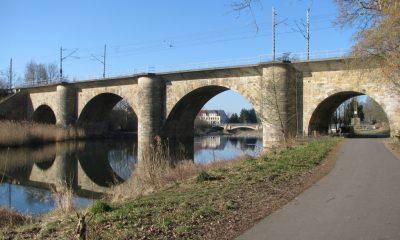 EÜ Muldebrücke Döbeln