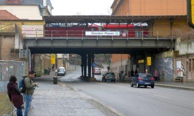 Bestandsbauwerk mit Bahnsteigüberdachung