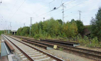 Bestehende Bahnanlagen