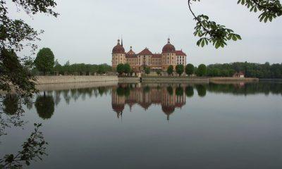 Schlossinsel Moritzburg (Foto: Helms SIB)