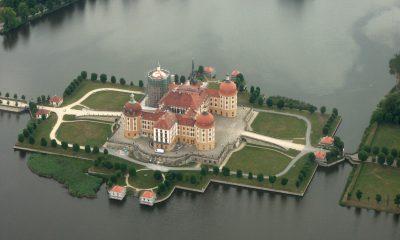 Überblick Ingenieurbauwerke der Schlossinsel