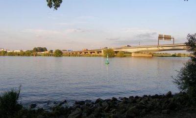 Ansicht der Strombrücke