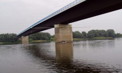 Elbebrücke Wittenberge - Ansicht der Strombrücke