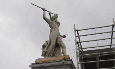 Figurengruppe auf der Schlossbrücke Berlin