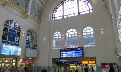 Mittelhalle Hauptbahnhof