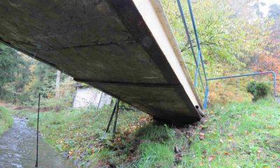 Bauwerksprüfung in Bernstadt auf dem Eigen