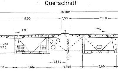 BW141-2 - Querschnitt