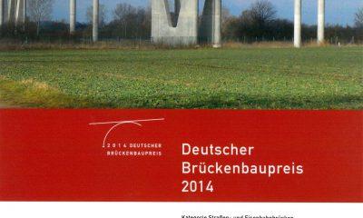 Deutscher Brückenbaupreis 2014
