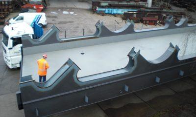 Werkstattfertigung Stahlbau Dessau