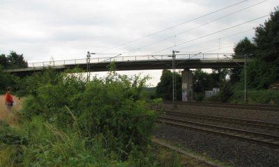 Straßenbrücke Mörterweg