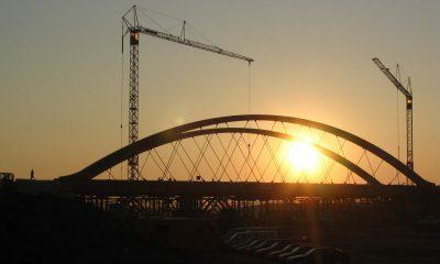 Netzwerkbogenbrücke