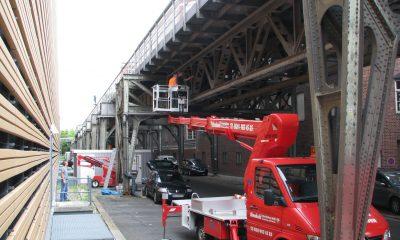 Installation der Messanlage