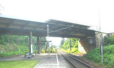 Ansicht der B6-Brücke