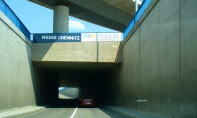 Überflieger Neefestraße
