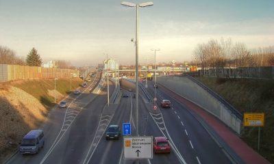 Kreuzung Neefestraße Südring Chemnitz