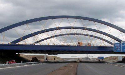Bauwerk nach der Fertigstellung