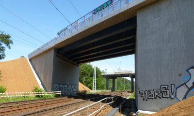 Brückenansicht von unten