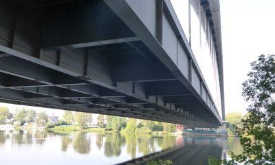 Untersicht Kaiserleibrücke