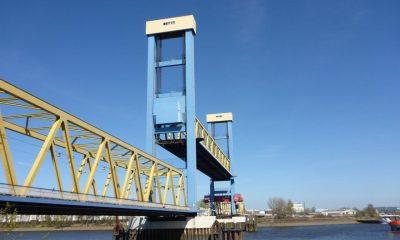 Ansicht Kattwykbrücke