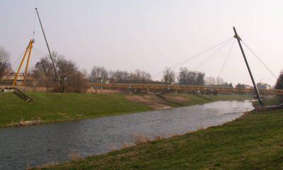 Ansicht der Brücke