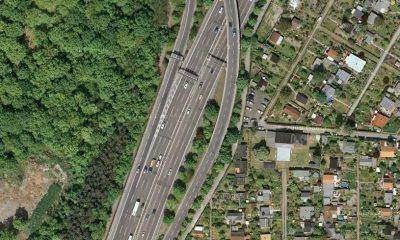Satellitenbild (Quelle: Google Maps)