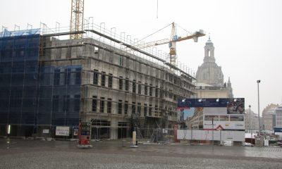 Bauzustand Schlosshotel