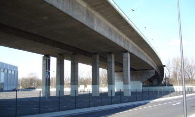Zoobrücke Los C - Untersicht
