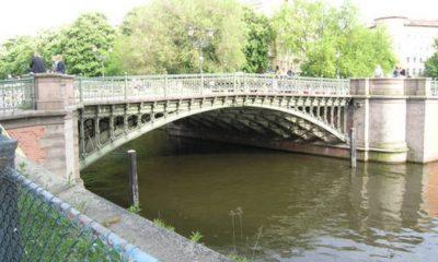 Ansicht Admiralbrücke