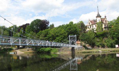 Ansicht in Richtung Gattersburg
