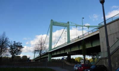 Ansicht Mülheimer Brücke